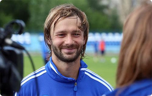 Дмитрий Сычев в ФК Волга
