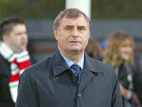 Заслуженный тренер Российской Федерации Анатолий Бышовец рассказал о своих взглядах на команду