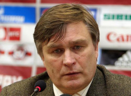 Валерий Петраков рассказал о том, какими он видит перспективы бывшей команды