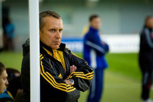 Леонид Кучук: «Я старался сконцентрировать команду не на какой-то принципиальности, а именно на игре»