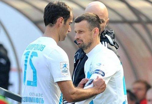 «Локомотив» заявил Андрея Иванова и Алексея Широкова