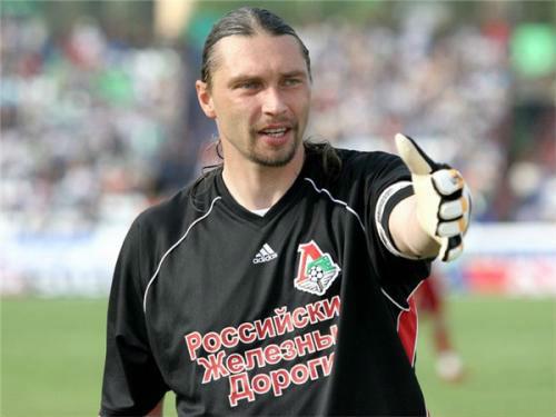 Сергей Овчинников: «Всегда считал себя средним вратарем, без особого таланта»