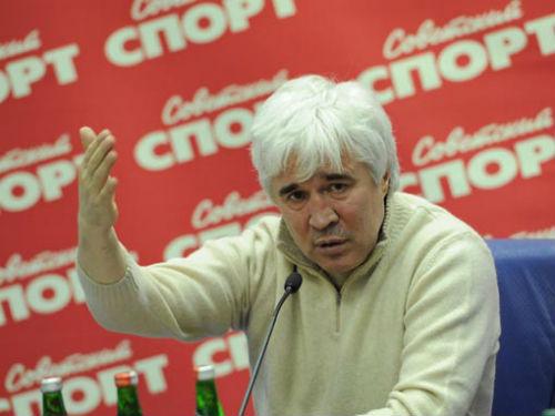 Евгений Ловчев: «Самедов провел лучший матч за сборную»