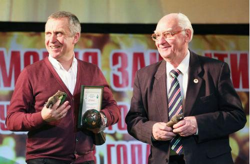 Кучук получил звание «Лучший тренер года в Беларуси»