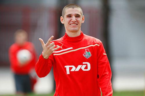 Бурлак подписал контракт с «Рубином»