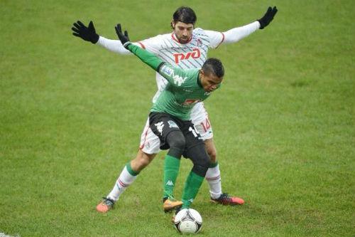 «Локомотив» вырвал победу у «Краснодара»
