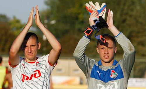 Лобанцев и Миранчук вызваны в молодежную сборную России